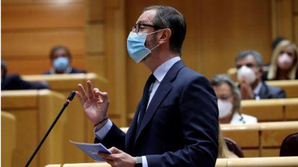 Maroto, a Sánchez: 'El único virus que le quita el sueño es el virus del poder'