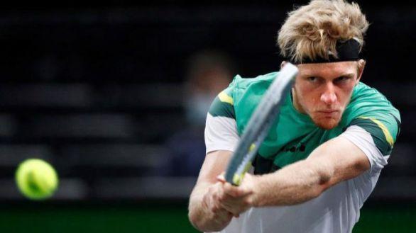 ATP. El tenis español amplía su florecimiento con Alejandro Davidovich