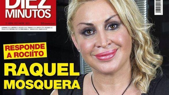 Raquel Mosquera desmiente a Rocío Carrasco: