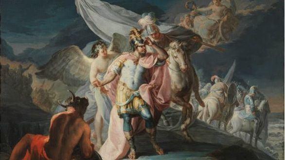El Museo del Prado recibe en donación Aníbal vencedor, obra temprana de Goya