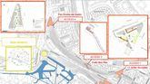 Así será el nuevo parque de San Isidro: más árboles y zona canina