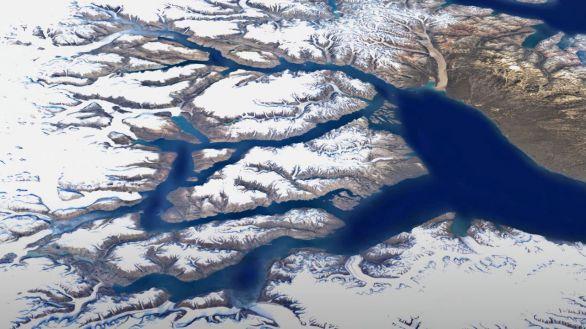 'Timelapse', la nueva función de Google Earth para ver cómo ha cambiado la Tierra en los últimos 40 años