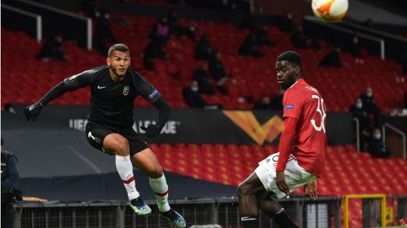 Liga Europa. El sueño del Granada acaba en Old Trafford |2-0