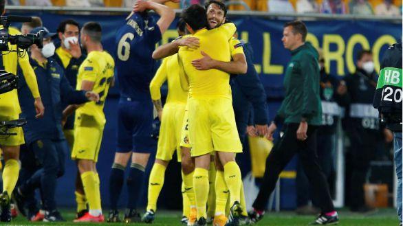 Liga Europa. Villarreal- Arsenal y United-Roma, duelos de semifinales
