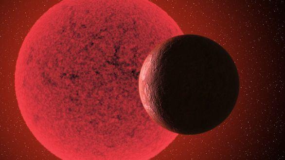 Científicos españoles hallan una supertierra orbitando alrededor de una enana roja
