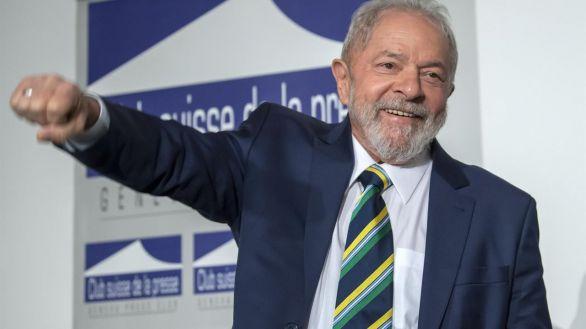 Lula, dispuesto a enfrentarse a Bolsonaro en la presidenciales de 2022