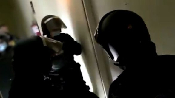 Detenida una banda que robó más de un millón de euros de una casa de subastas en Barcelona