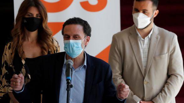 El candidato de Cs al 4M, Edmundo Bal.