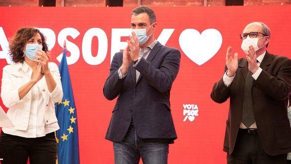 Sánchez desguaza el Gobierno para reforzar a Gabilondo