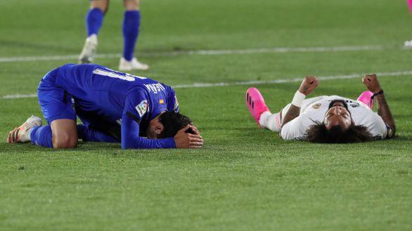 Un Real Madrid de circunstancias rescata un punto de Getafe |0-0