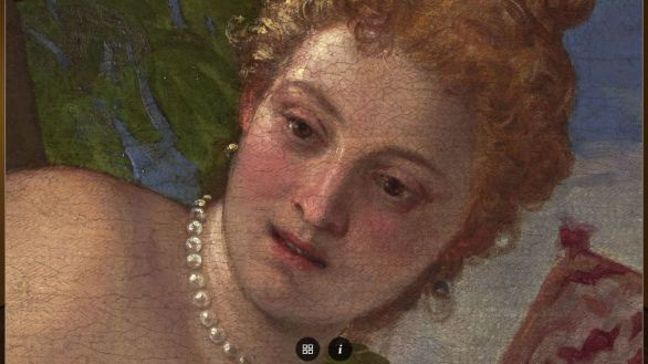 El Prado estrena una visita virtual de la exposición Pasiones mitológicas