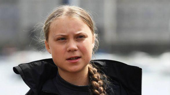 Greta Thunberg reclama que los países ricos cedan sus vacunas a los desfavorecidos