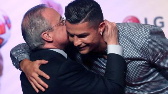 Florentino Pérez se remanga: Sergio Ramos, Zidane, Mbappè y Ronaldo