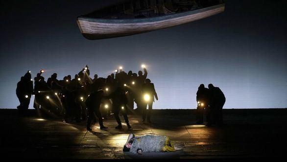El Teatro Real estrena un extraordinario Peter Grimes, de Britten