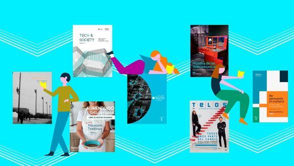 Fundación Telefónica celebra el Día del Libro con siete lecturas gratuitas