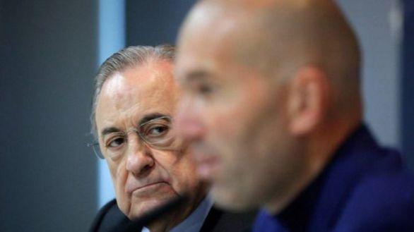 El descriptivo regate de Zidane a la Superliga: