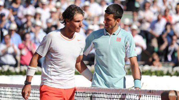 ATP. Vuelven las fricciones entre Nadal y Djokovic, también por la Superliga