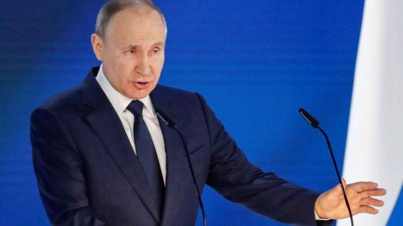 Putin advierte a occidente que responderán de forma