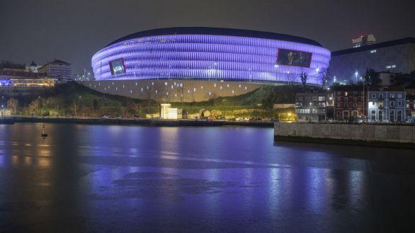 La UEFA comunica a Bilbao que no será sede de la Eurocopa