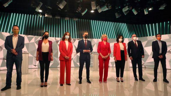 Así hemos contado en directo el primer debate electoral del 4M