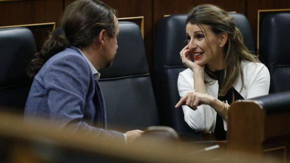 Iglesias, sobre Yolanda Díaz: