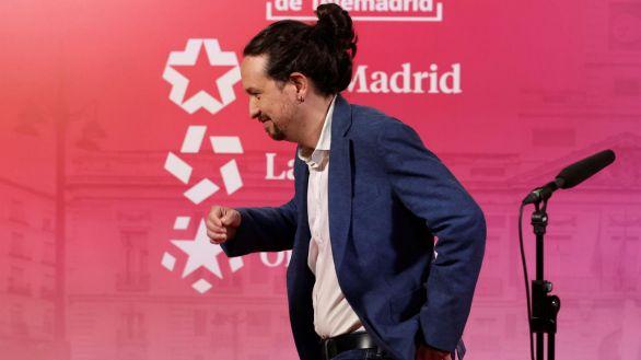 Iglesias pide sillones ante la mano tendida de Gabilondo