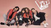 Bisbal, Rosario, Vanesa Martín y Melendi repiten como 'coaches' en 'La Voz Kids'