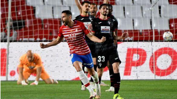 El Granada reacciona ante un Eibar errático |4-1