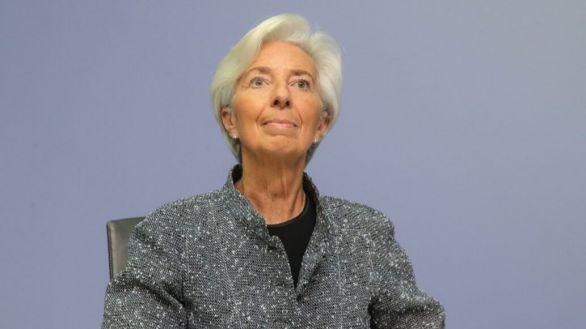 Lagarde: la economía de la eurozona parece crecer en el segundo trimestre