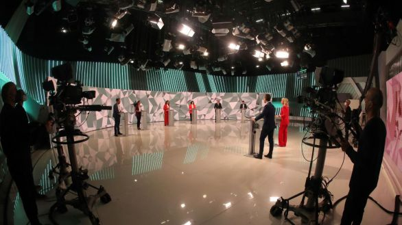 RTVE y La Sexta cancelan los debates tras la negativa de la izquierda a sentarse con Vox