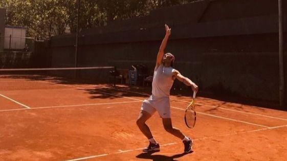 ATP. La ética de trabajo y bondad de Rafael Nadal siguen asombrando