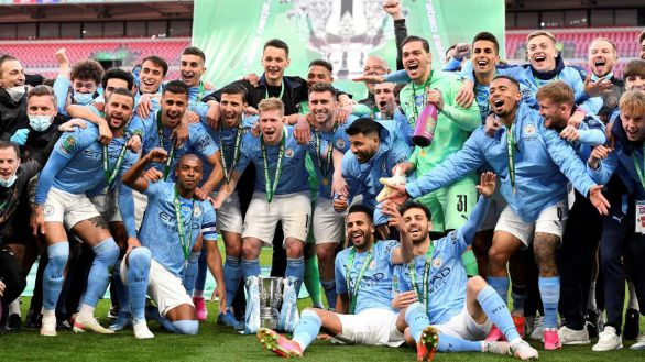 Ligas europeas. El City es campeón y Guardiola acecha a Ferguson