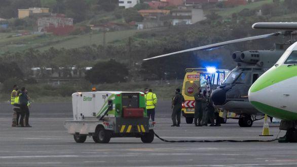 Diecisiete fallecidos a bordo de un cayuco al sur de la isla de El Hierro
