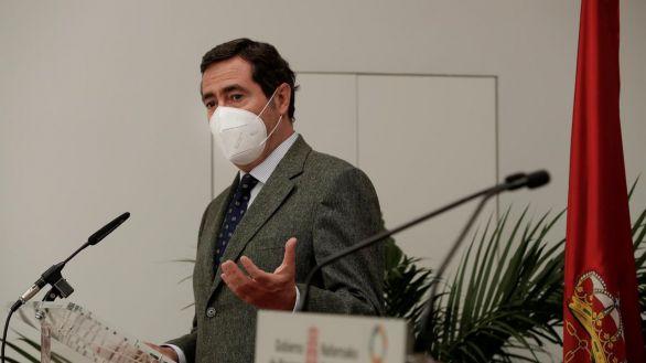 Garamendi critica la inconcreción del plan del Gobierno para los fondos europeos
