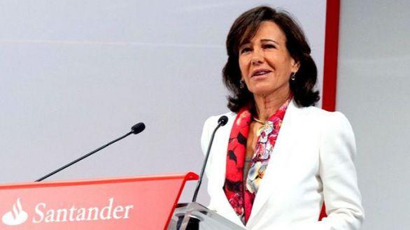 Banco Santander obtuvo un beneficio de 1.608 millones en el primer trimestre