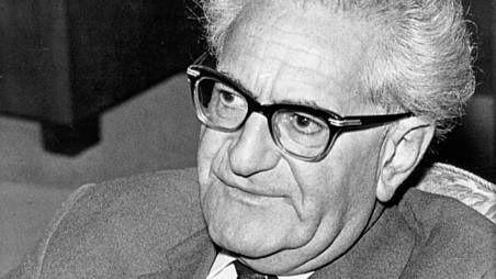 Berlín recuerda a Fritz Bauer, el fiscal 'cazanazis' que envió a juicio a Eichmann
