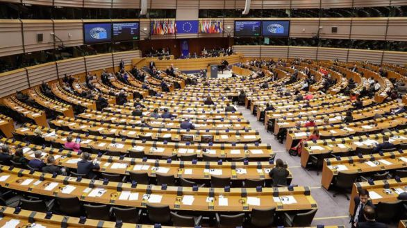 La Eurocámara ratifica el Brexit