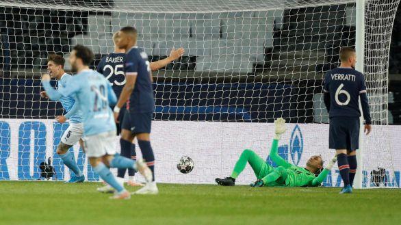 El City se aprovecha de la inconsistencia del PSG para tomar París |1-2