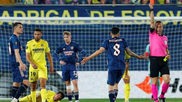 El Villarreal se queda corto ante un Arsenal que se repuso de la autodestrucción |2-1