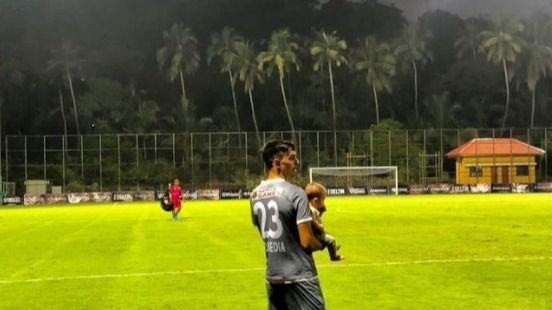 Huir del coronavirus siendo futbolista español en India