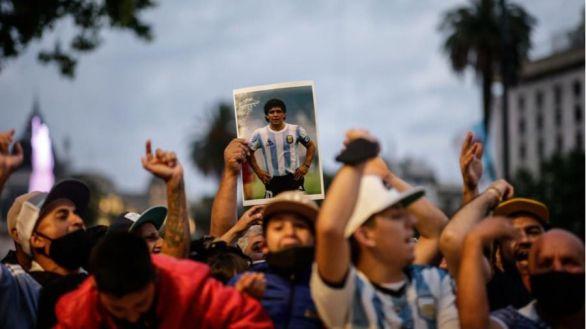 Maradona tuvo una atención médica
