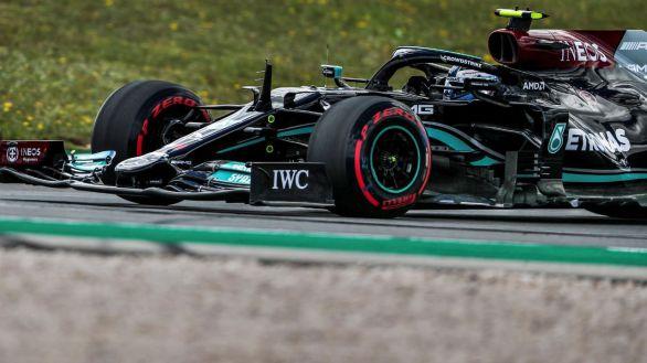 GP Portugal. Bottas saldrá primero, Sainz quinto y Alonso cede