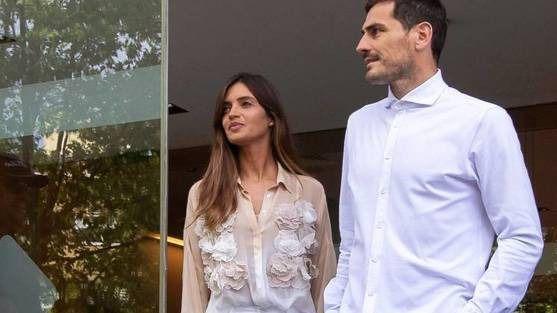 El cariñoso mensaje de Sara Carbonero a Iker Casillas dos años después de su infarto