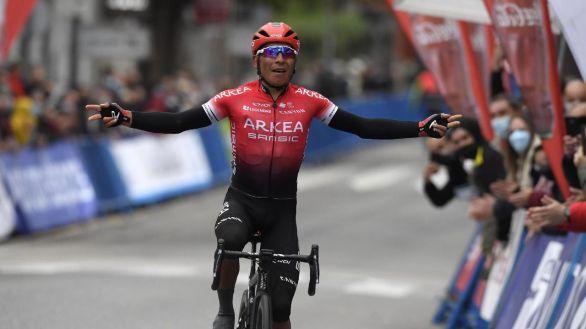 Vuelta a Asturias. Nairo Quintana se proclama campeón