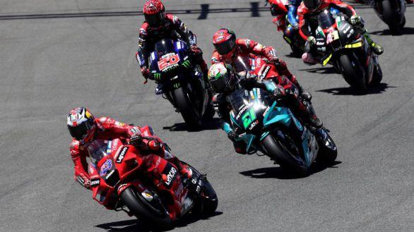 GP de España. Jack Miller gana y Marc Márquez, también
