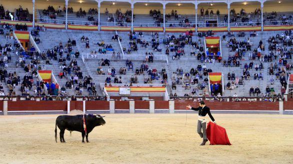 La afición, protagonista del regreso de los toros a la plaza de Las Ventas