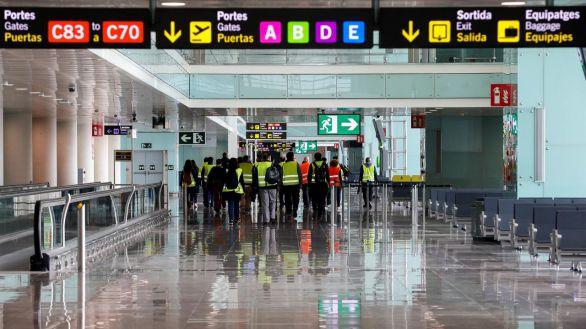 Europa pide a sus miembros facilitar la entrada de viajeros vacunados