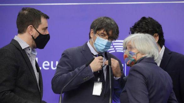 El Tribunal de Justicia de la UE acepta revisar la denegación de las euroórdenes del 'procés'