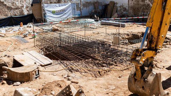 El hallazgo de dos bóvedas del anfiteatro sitúa a Toledo como una gran ciudad romana