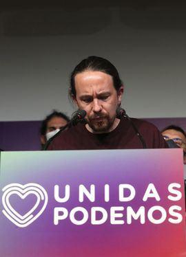 Iglesias, humillado y derrotado, deja la política: 'Ya no contribuyo a sumar'